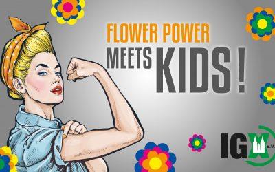 Mach mit! Flower Power meets Kids!